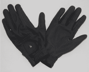 English horseback riding gloves