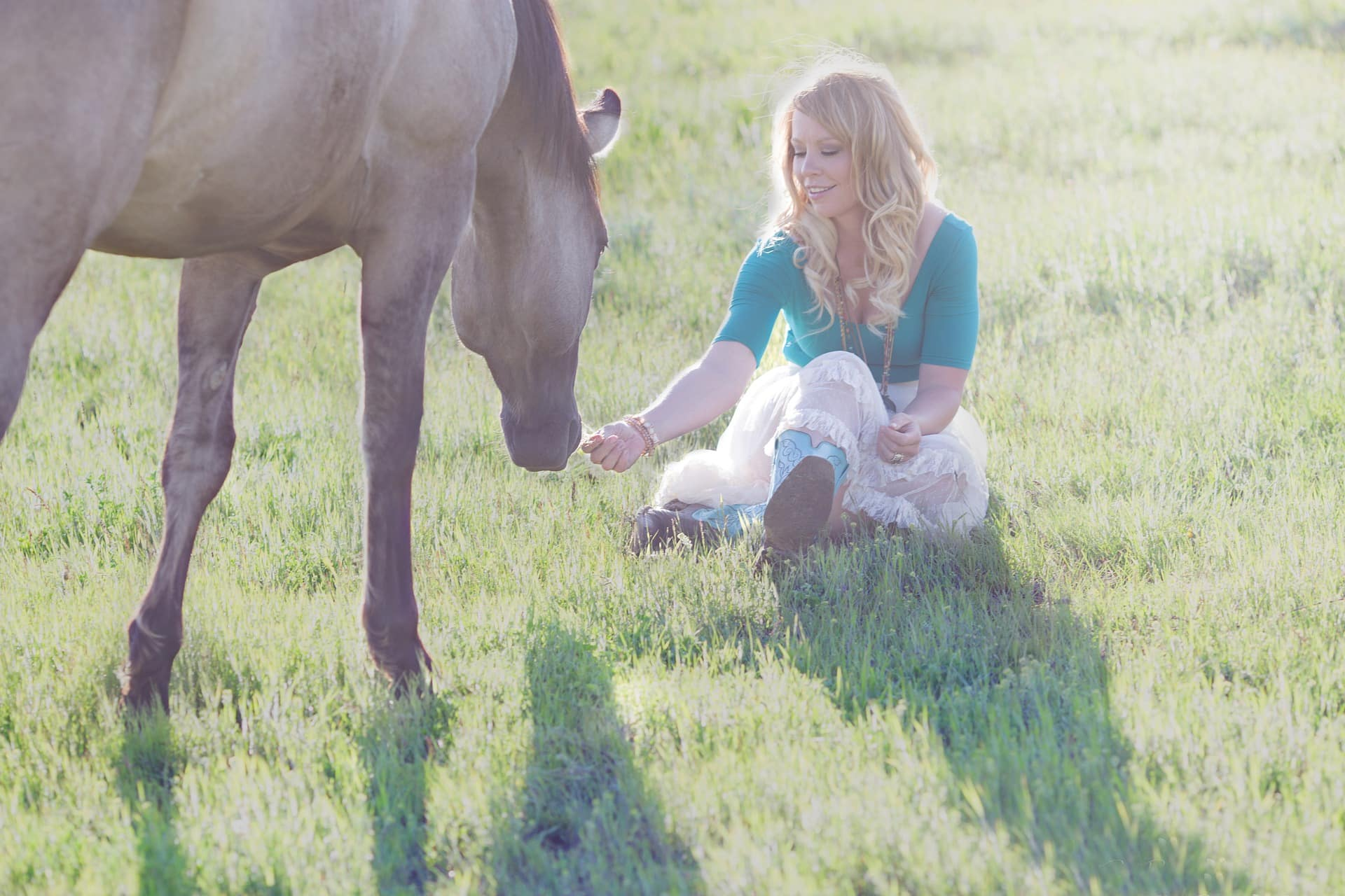 Should I buy my daughter a horse? horses teach patience