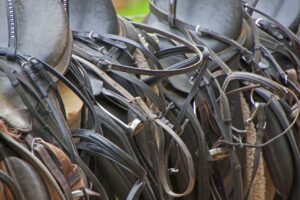 saddles tack and equipment