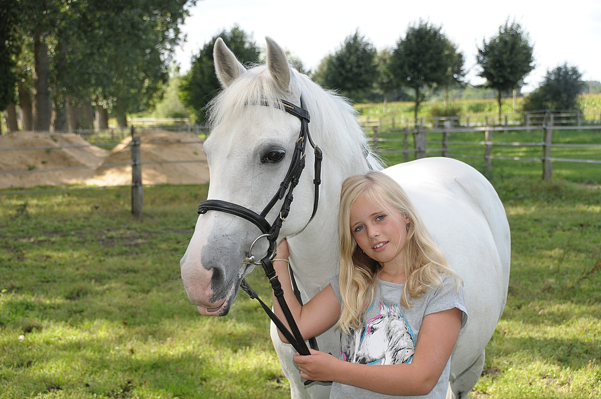 your daughters horse will be her very own