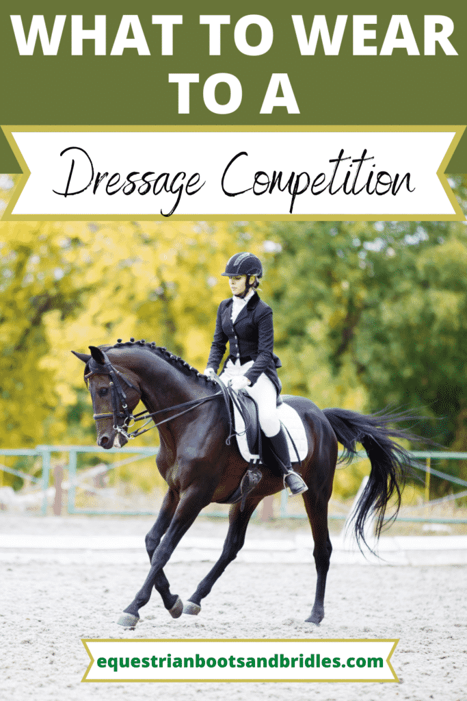 What to Wear to a Dressage Competition, A Complete Guide 11