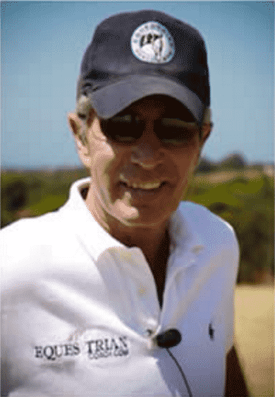 Bernie Traurig founder of EquestrianCoach.com Online Horse Riding Lessons