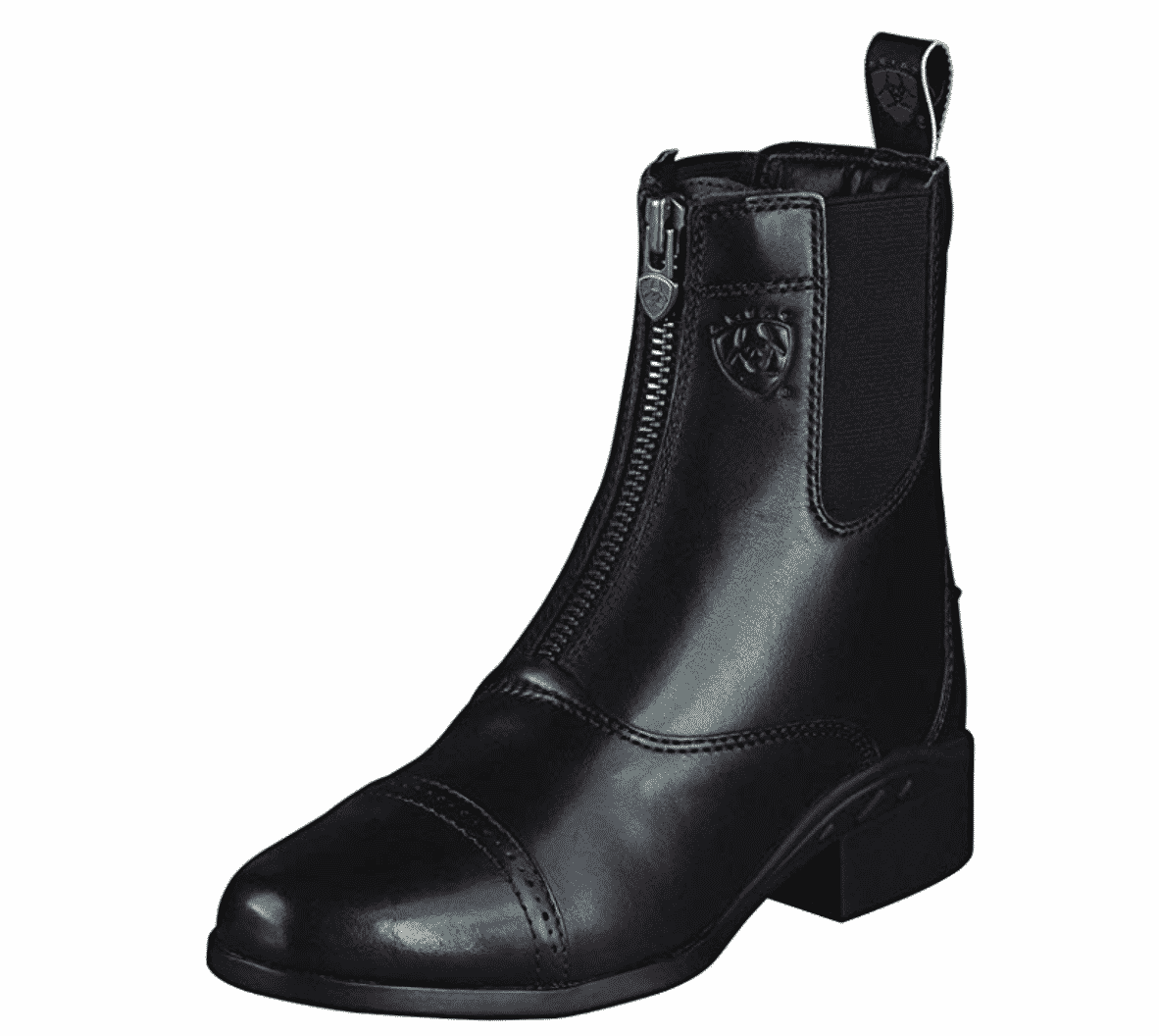 Ariat Womens Riding Boots - Heritage Zipper Paddock Boots