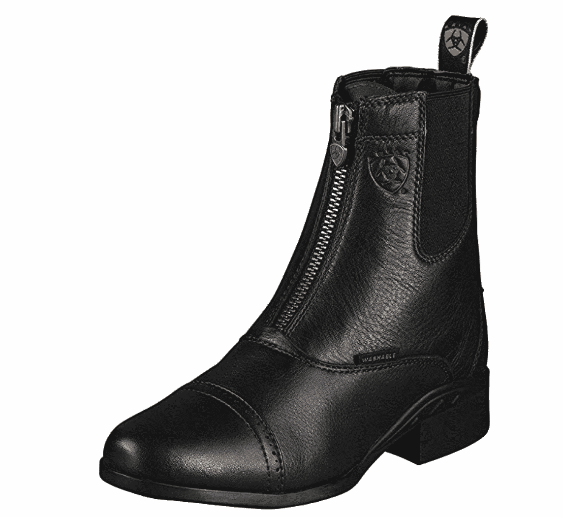 Ariat Womens Riding Boots - Heritage Breeze Paddock Boots