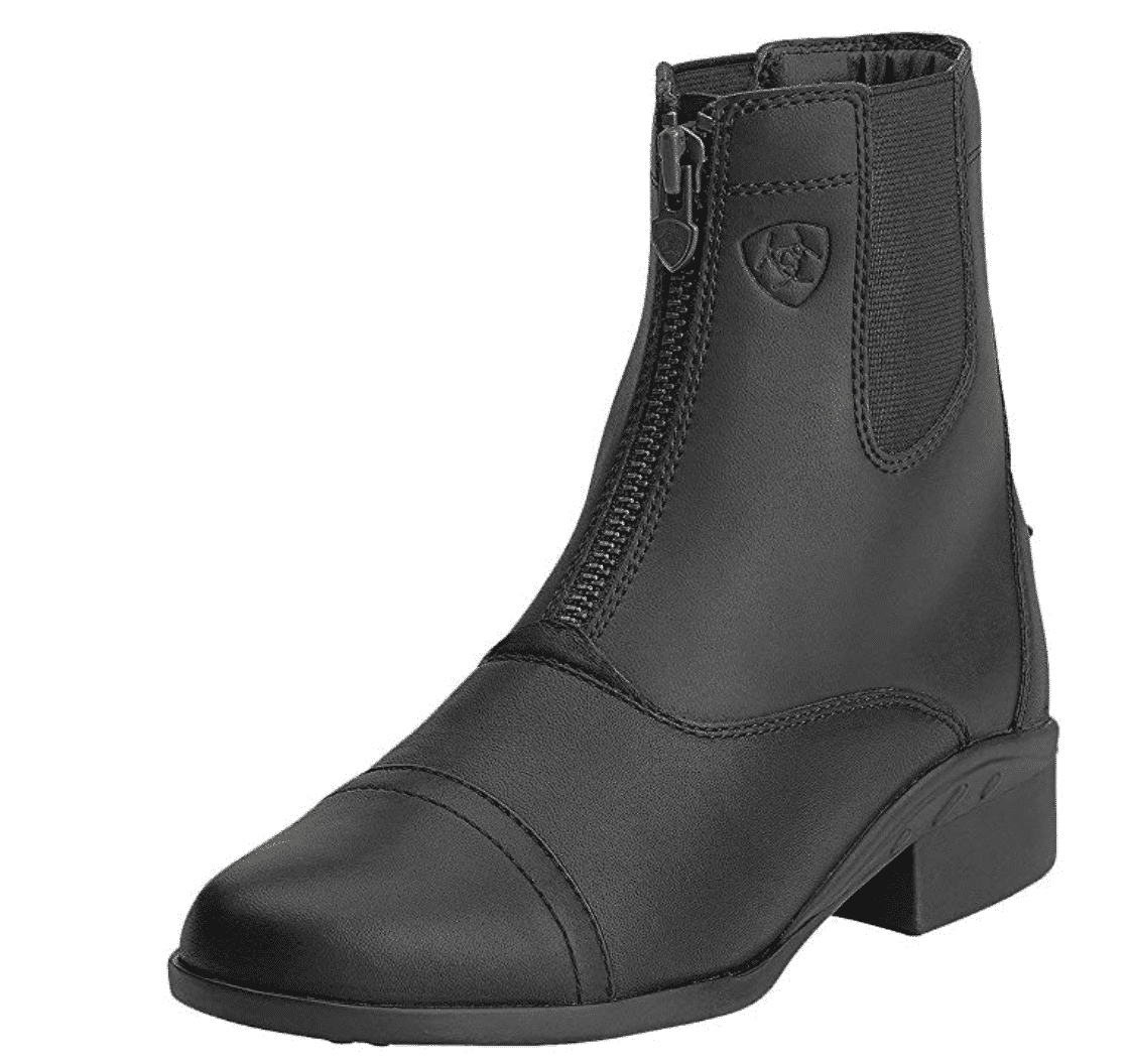 Ariat Womens Riding Boots - Scout Zip Paddock Boots