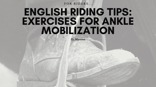 Ankle Mobilization Exercises