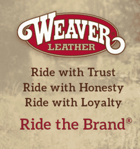 Equine department of Weaver Leather