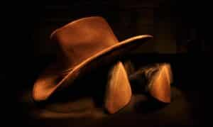 the perfect cowboy hat is just too expensive