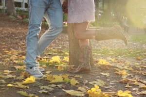 those perfect cowgirl boots that fit just right