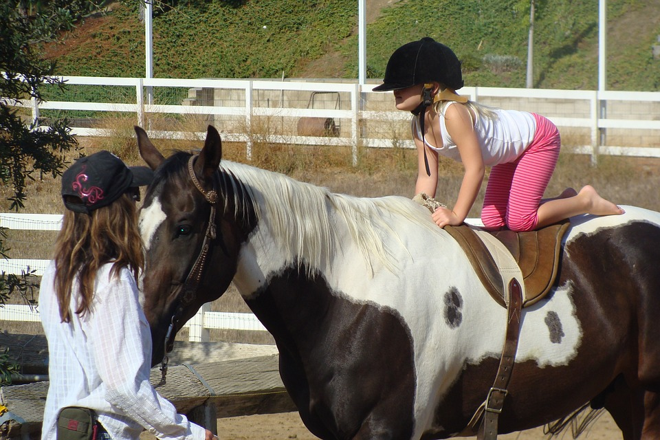 Kids Horseback Riding Apparel - Things to Keep in Mind
