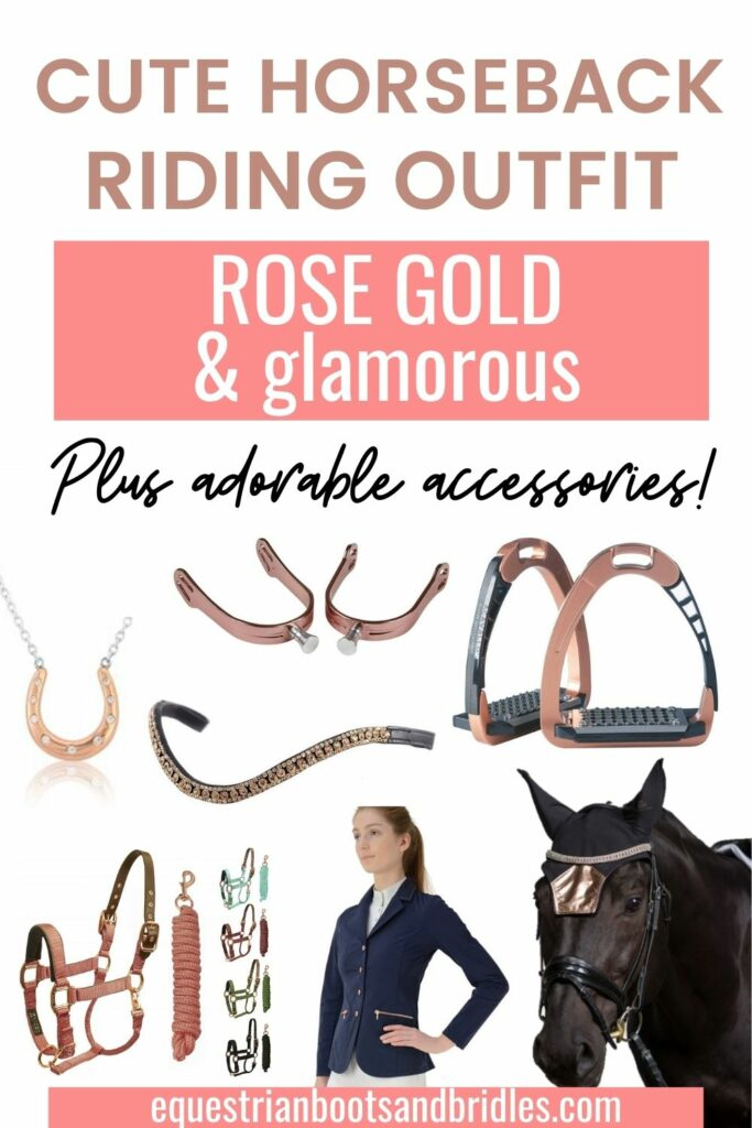 Cute Horseback Riding Outfits Rose Gold Glamorous With Galleries