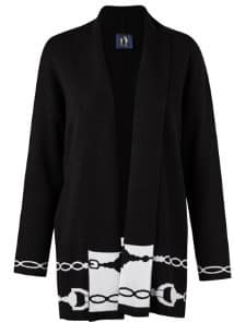 Luxurious Equestrian Wear - Ronner Shackles Poncho