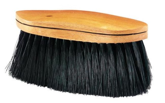 Luxurious Horse Riding Gear - Black Knight Grooming Brush
