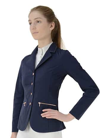 Cute Horseback Riding Outfits - Ladies Horse Show Jacket