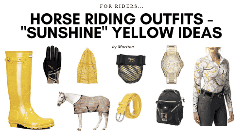 Horse Riding Outfits