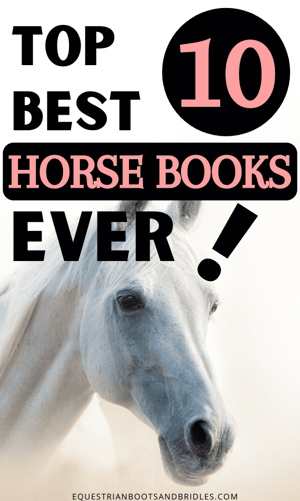 best horse lover gifts - top 10 horse books ever