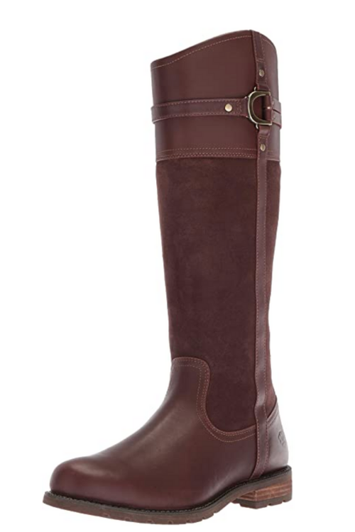 Ariat Women's Loxley H2o Country Boot (Chocolate)