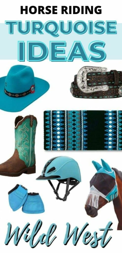 Western Horse Riding Outfits | Turquoise Ideas for the Wild West