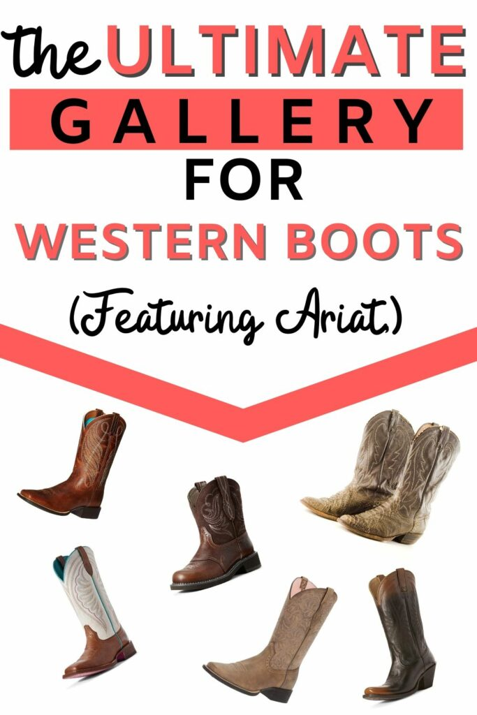 Best Western Riding Boots