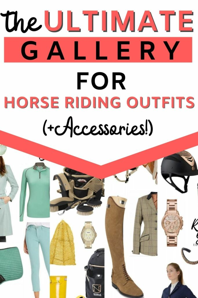 Horseback Riding Outfits Gallery