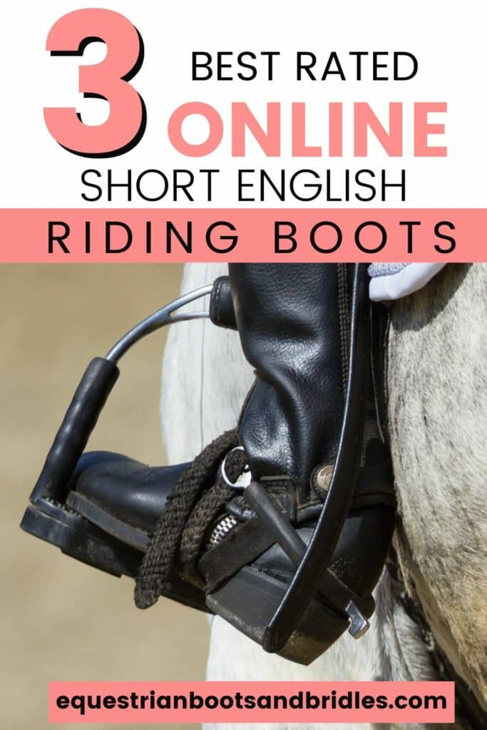Best Paddock Boots