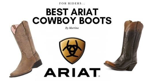Best Ariat Cowboy Boots for Women