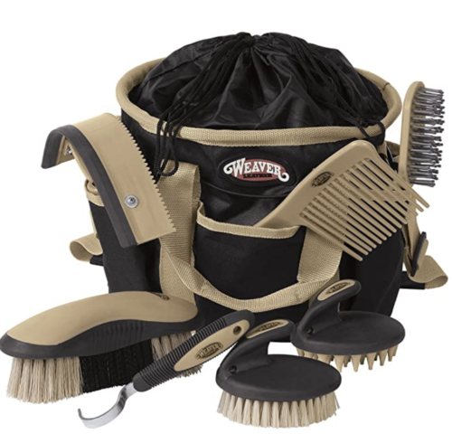 weaver leather grooming kit