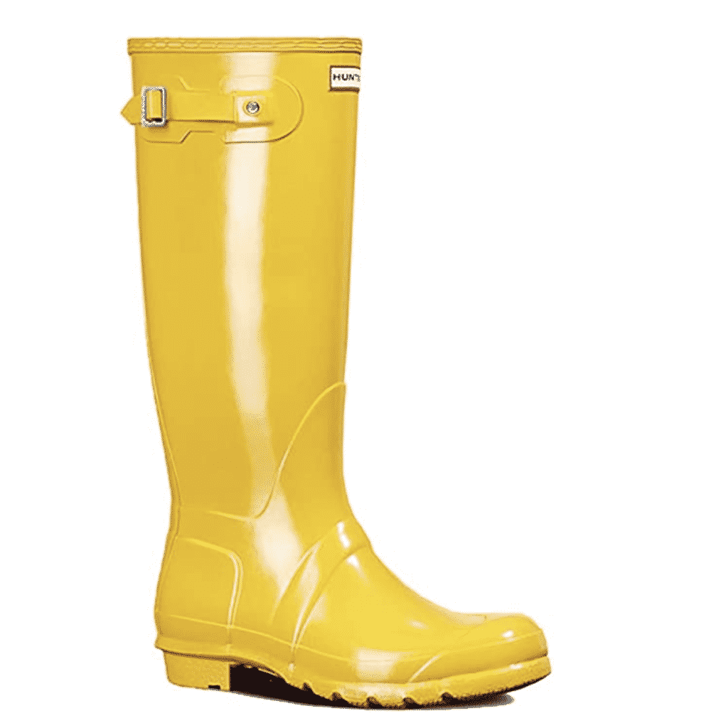 horse riding outfits - yellow hunter boots