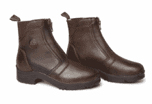 Mountain Horse Snowy River Zip Paddock Boots