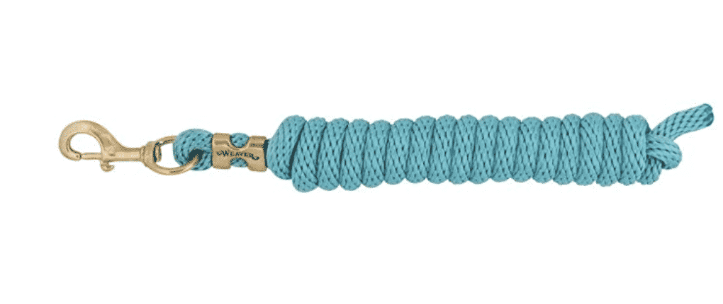 Weaver Leather Turquoise Lead Rope