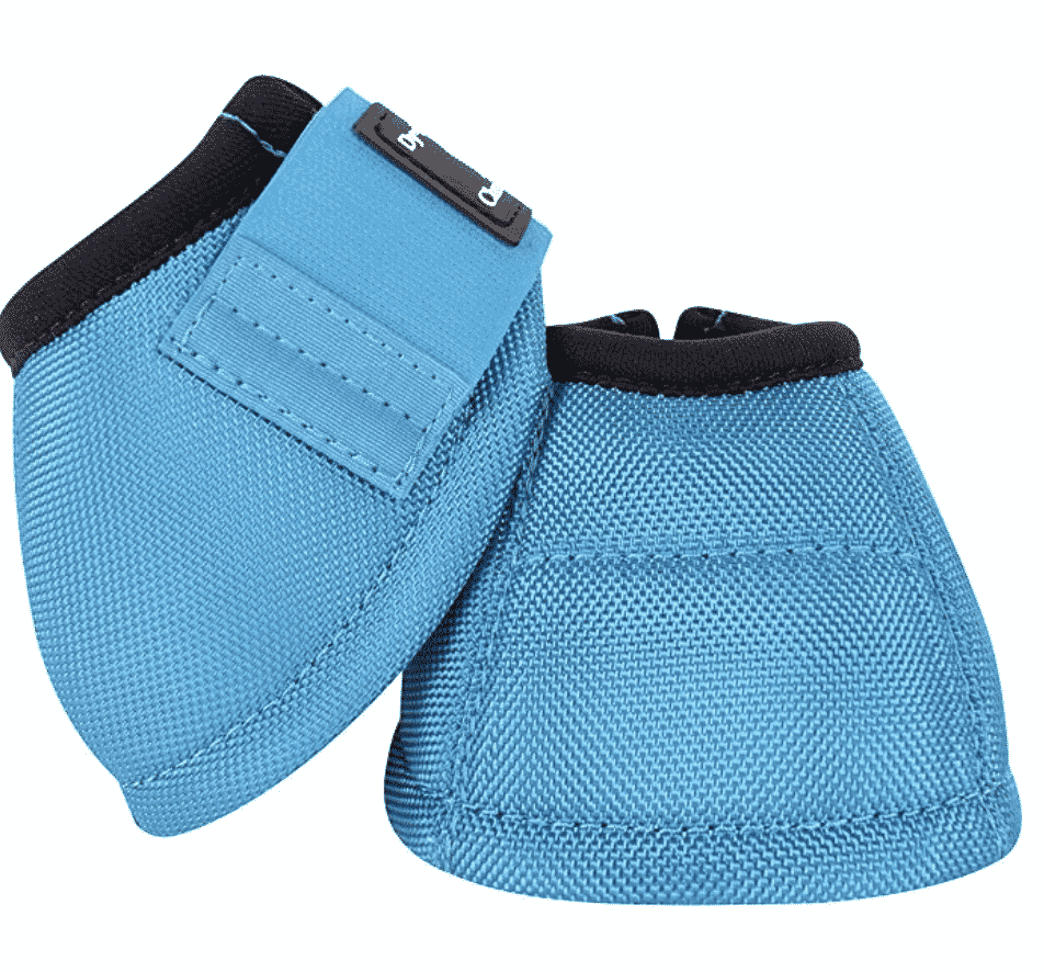 Classic Equine Turquoise Hoof Boots