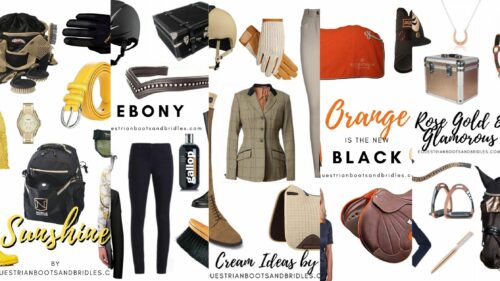 Horseback Riding Outfits