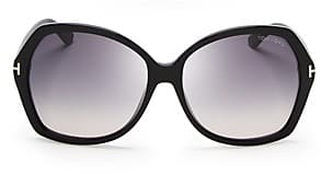 Tom Ford Women's Carola Oversized Sunglasses