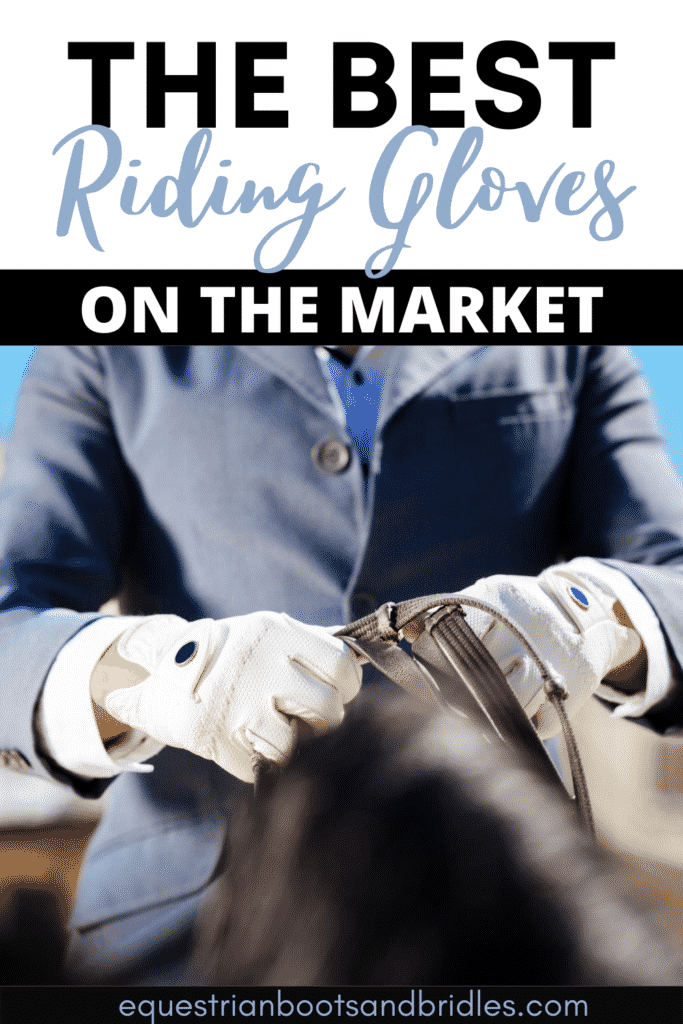 Best Horse Riding Gloves: What is the Best Value for Your Money? 6