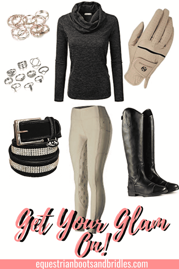 """Equestrian Wear - """"Get Your Glam On"""" for 55% Less 13"""