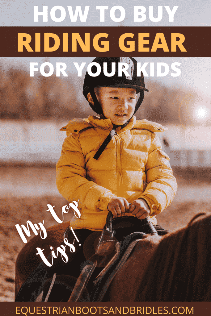 Kids Horseback Riding Apparel Things To Keep In Mind