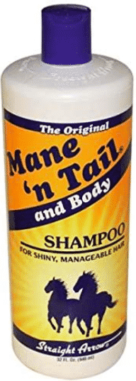 Mane N' Tail and Body Horse Shampoo