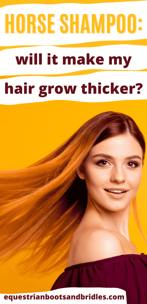 Can Horse Shampoo Make Your Hair Grow Faster & Thicker? 17