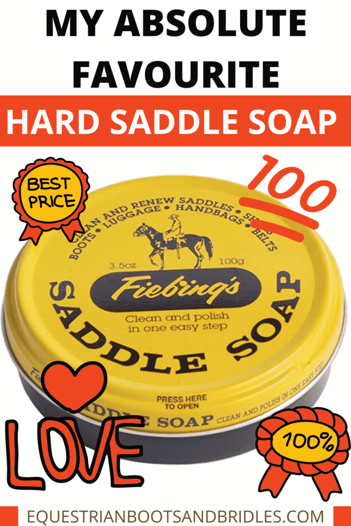 Fiebing's Yellow Saddle Soap Review, the Hard Soap to Buy 11