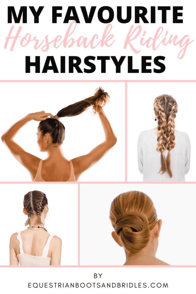 Horseback Riding Hairstyles 12
