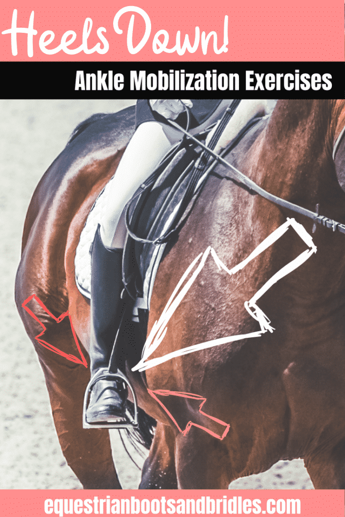 English Riding Tips: Ankle Mobilization Exercises 7