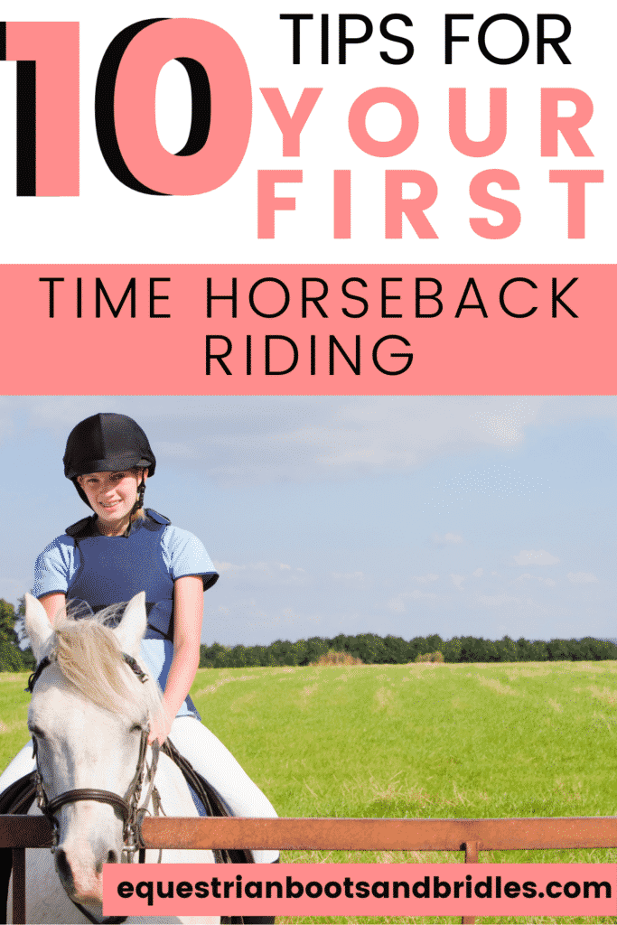 First Time Riding a Horse? 10 Tips to Look Like an Expert in the Saddle 11