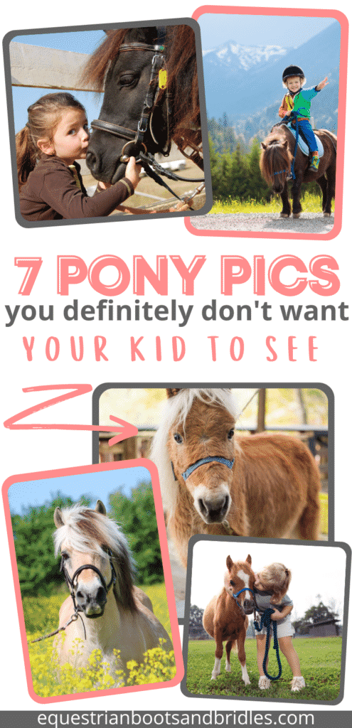 7 Pony Pictures You Definitely Don't Want Your Kid to See 14