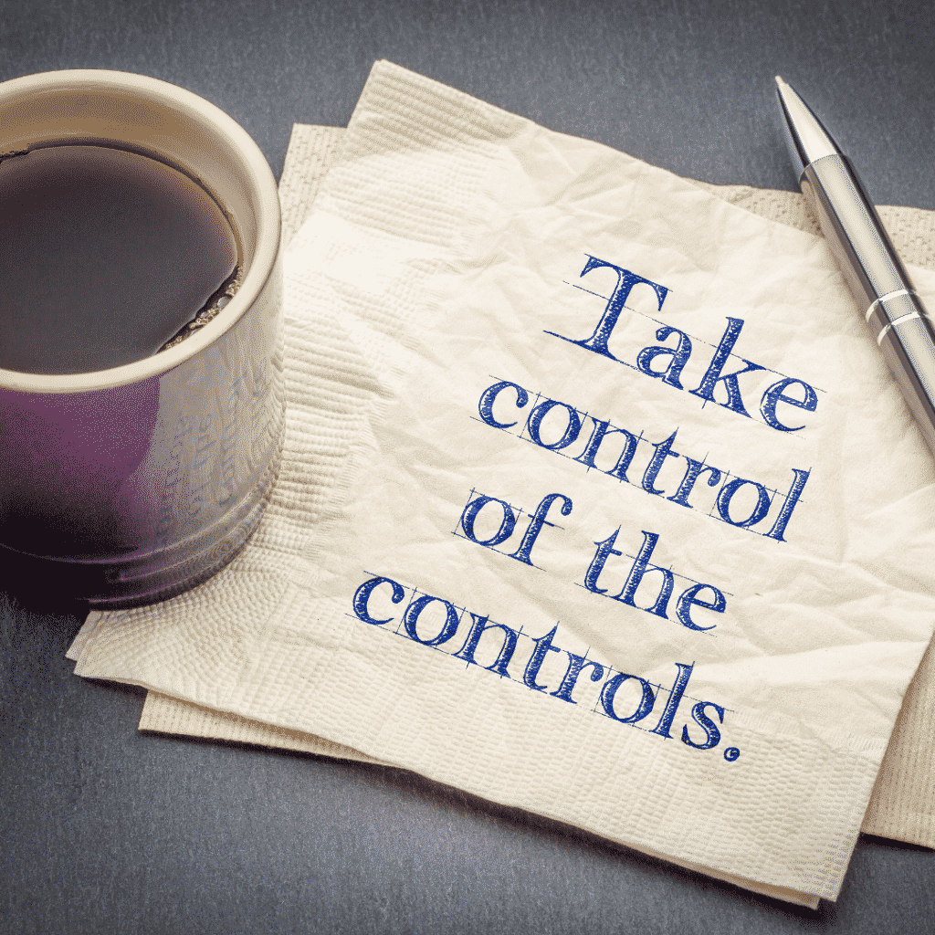 Goal Setting for Riders: Control