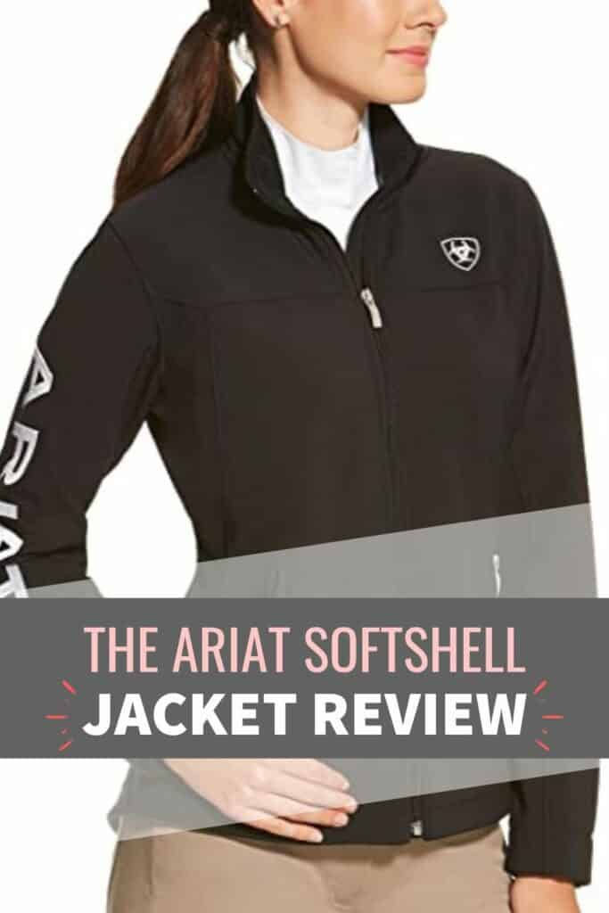 The Ariat Softshell Jacket, A Review 10