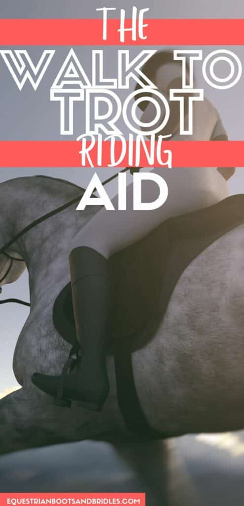 The Secret Walk-to-Trot Riding Aid 3