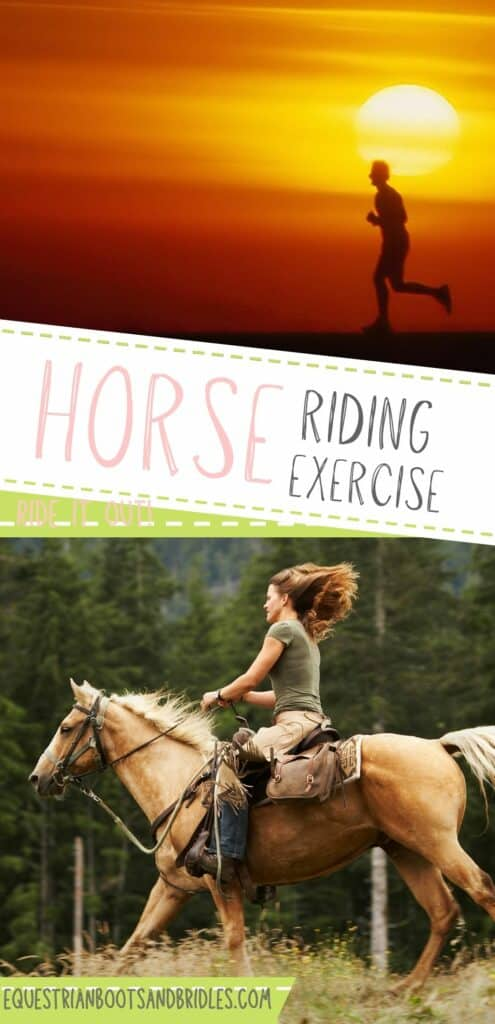 Horseback Riding Exercise 9